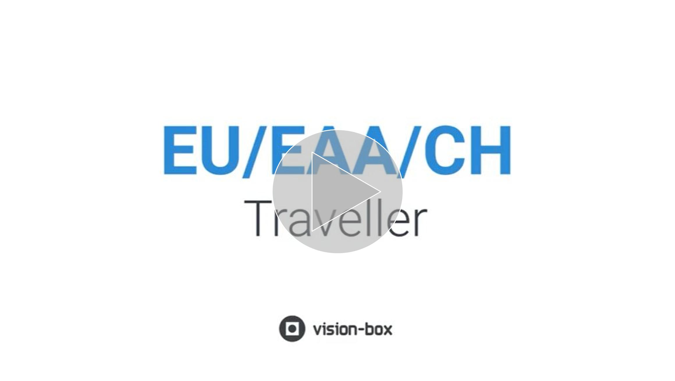Vision-Box Smart Borders Solutions - EUEAACH Traveller Journey_video